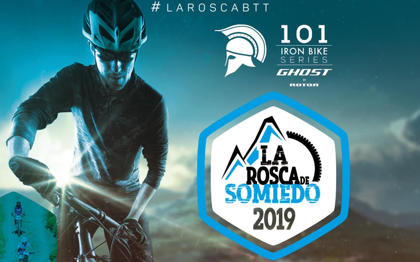#LAROSCABTT 2019 circuito 101 Iron Bike Series