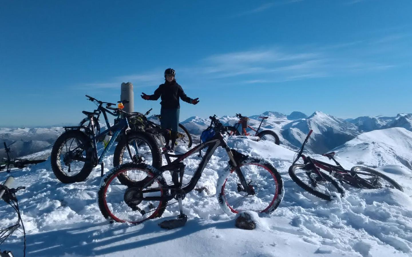 Club Mountain Bike Somiedo